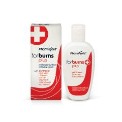 Cream for Burns with Panthenol and Aloe 100ml Pharmaid for burns plus