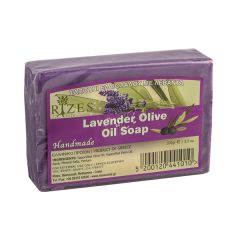 Natural olive oil soap with lavender